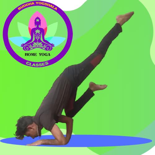 Pawan Kumar the Certified yoga teacher North West Delhi
